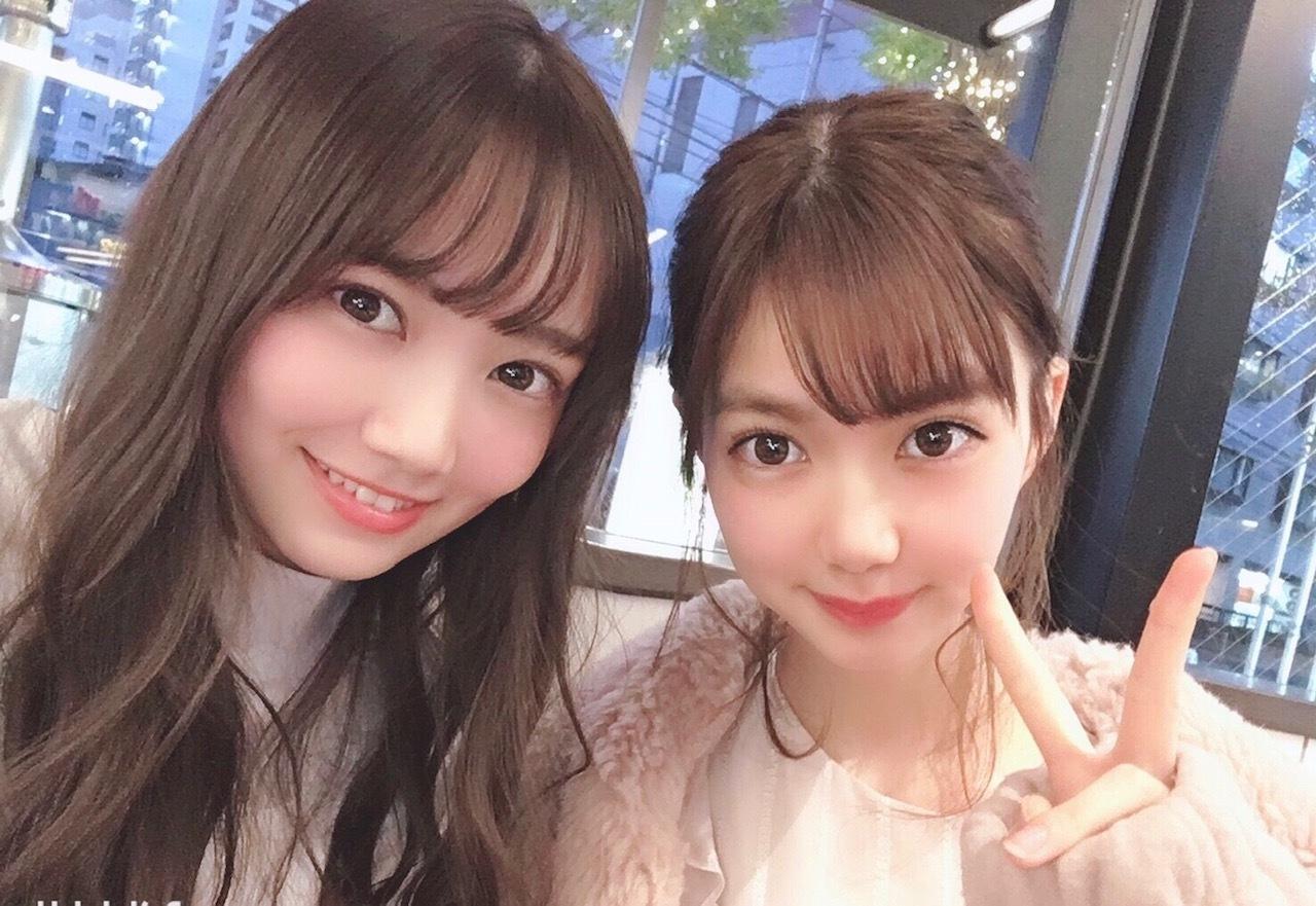 【たむまゆ】田村真佑ちゃん、欅坂のブログに降臨😻😻😻