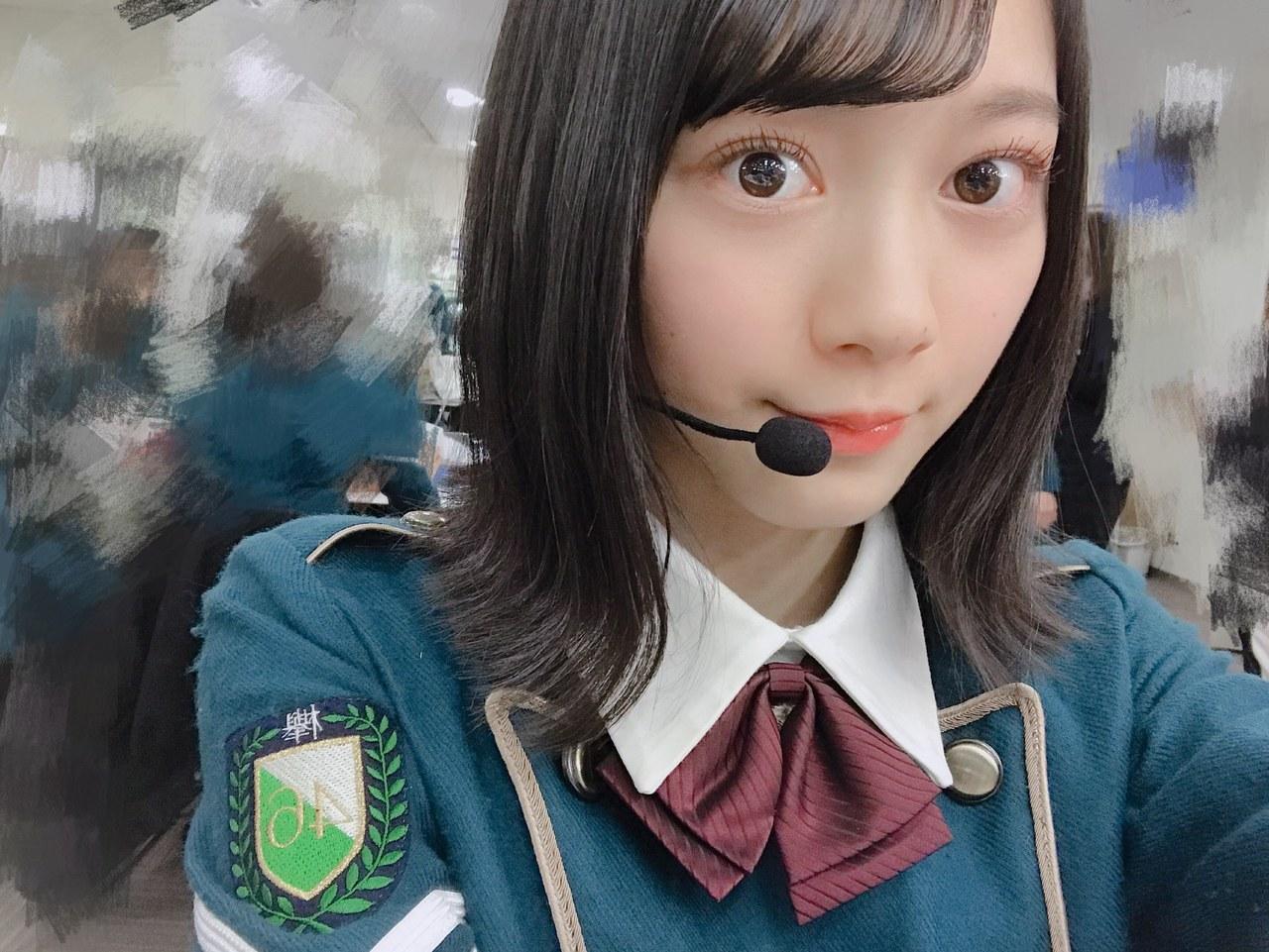 欅坂46 三周年🌳森田ひかるです🌱