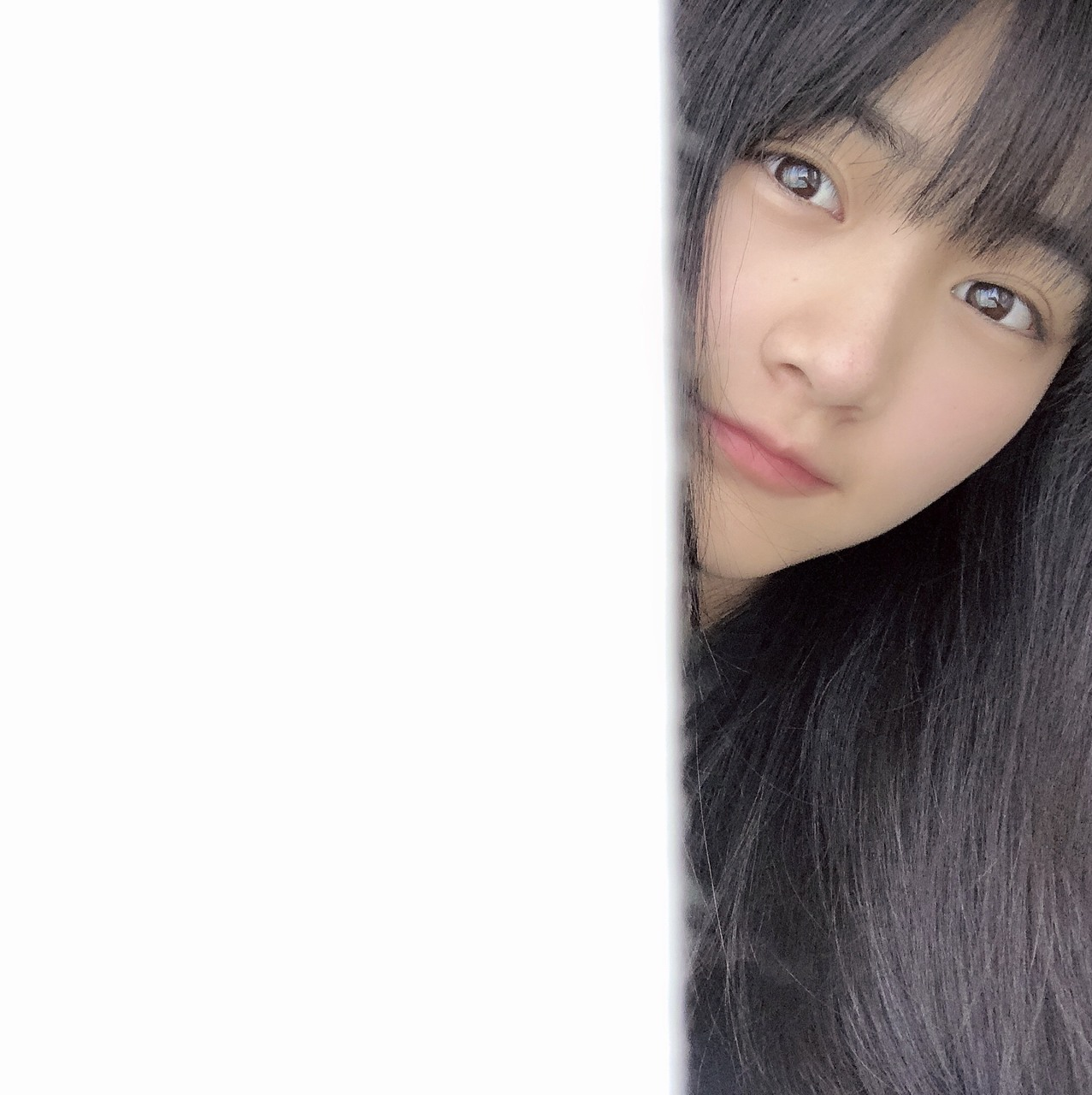 (*´ー`*)