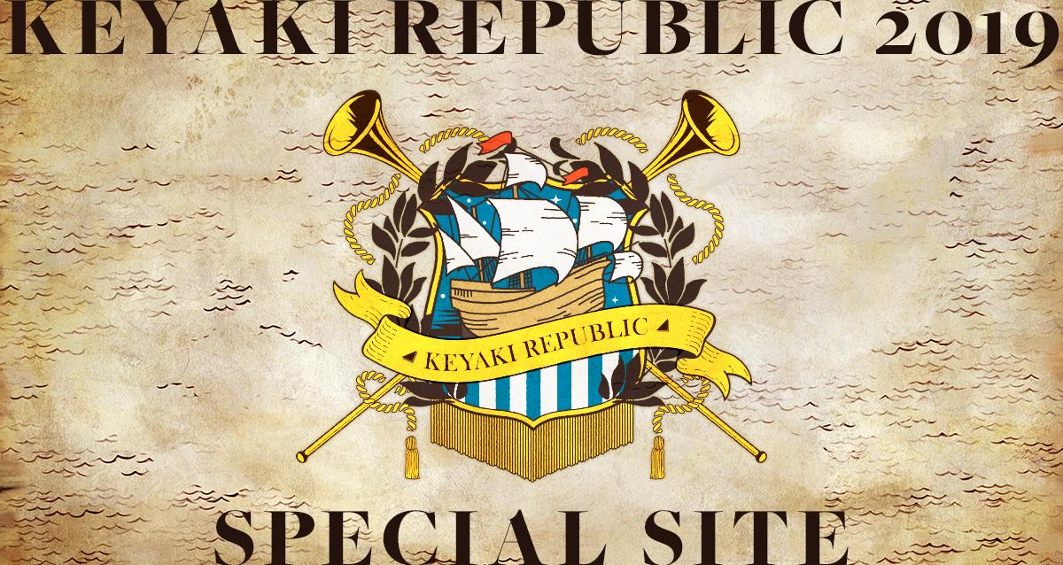 欅共和国2019 SPECIAL SITE