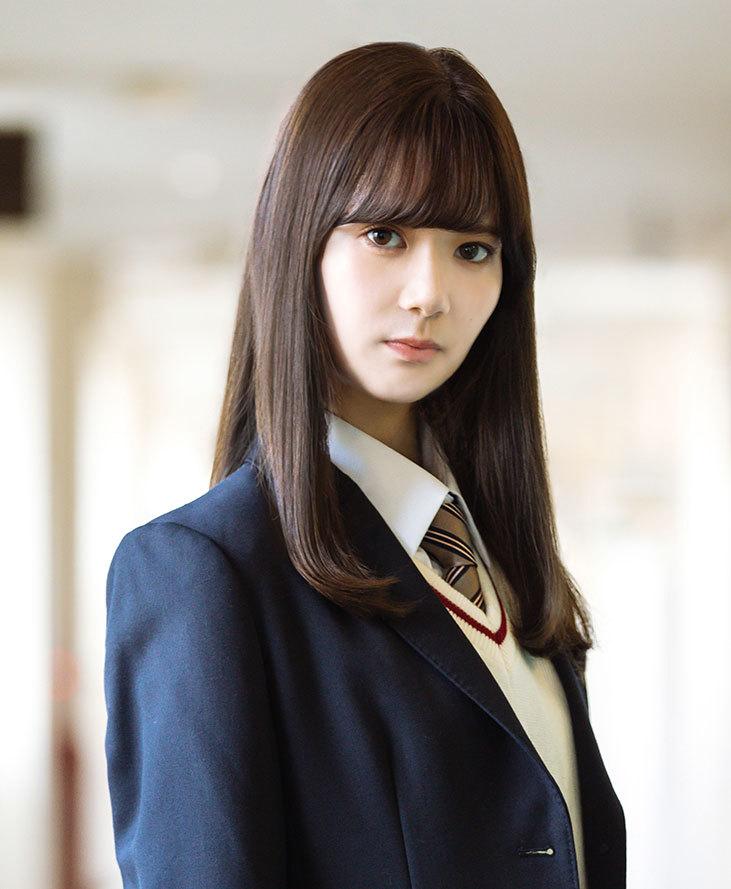 松平璃子 欅坂46 2期生