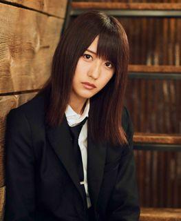 土生 瑞穂 | 欅坂46公式サイト