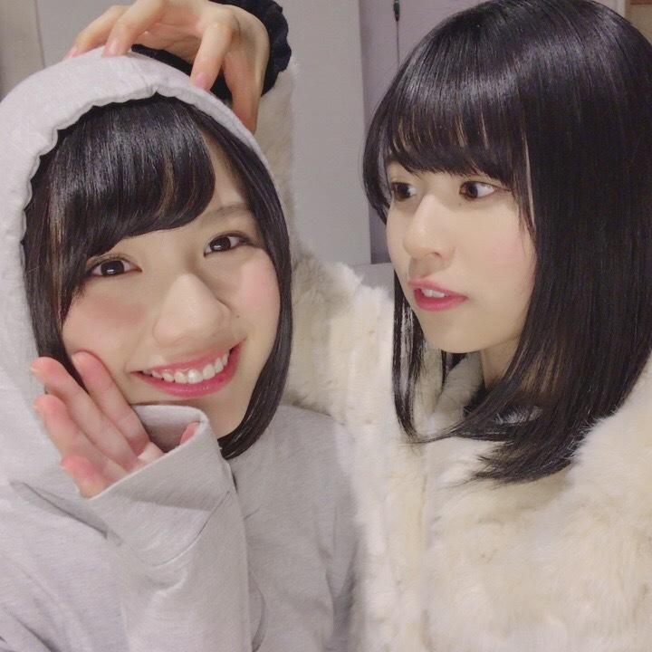 ヘアスタイルが素敵な松田好花さん