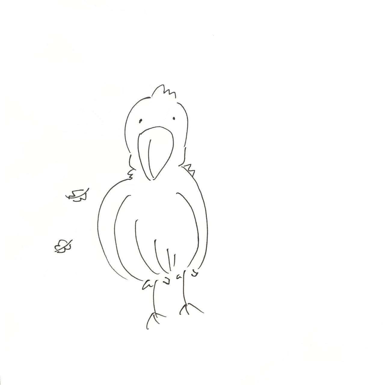 このブログに鳥は何羽いるでしょう?