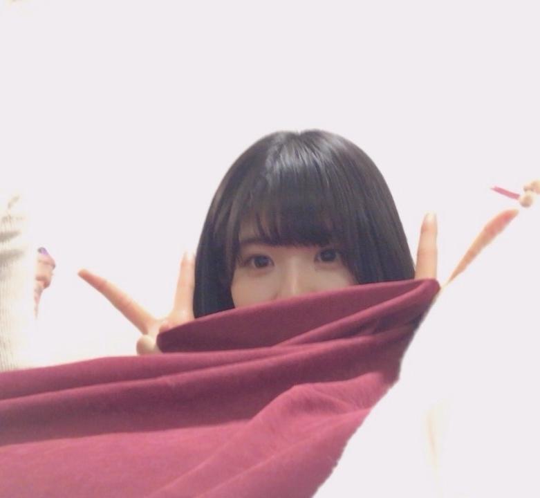 黒髪の松田好花さん